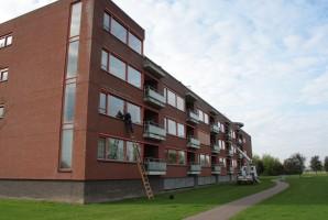 GlasbewassingDebussyring Oud Beijerland 011.jpg