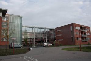 GlasbewassingDebussyring Oud Beijerland 002.jpg